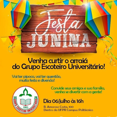 Festa Junina do GE Universitário