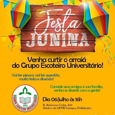Festa Junina do GE Universitário