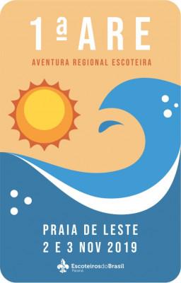 1ª ARE - Aventura Regional Escoteira
