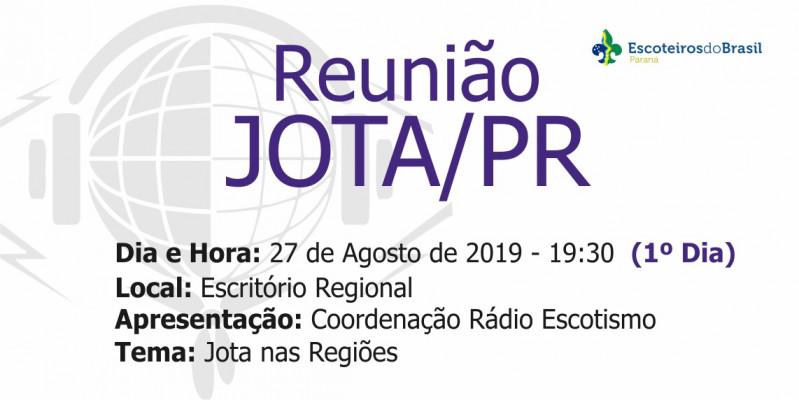 Reunião JOTA - Paraná