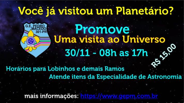 Uma visita ao Universo