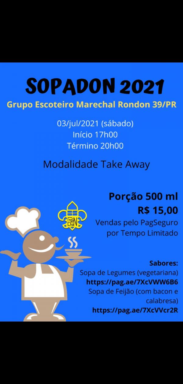 SOPADON 2021 - GEMR 39/PR
