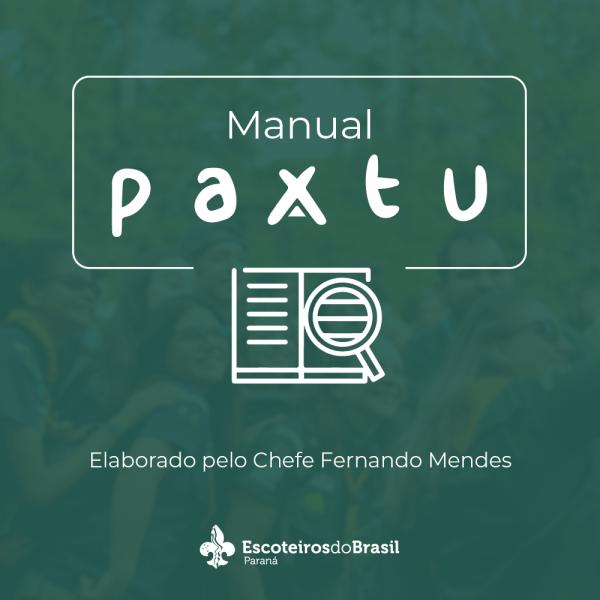 Manual Meu Paxtu 2021