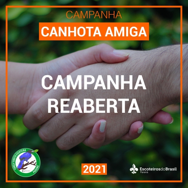 Campanha Canhota Amiga 2021