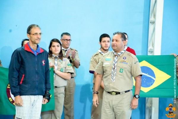 GE Cascavel participa do 2ª EducAção Escoteira