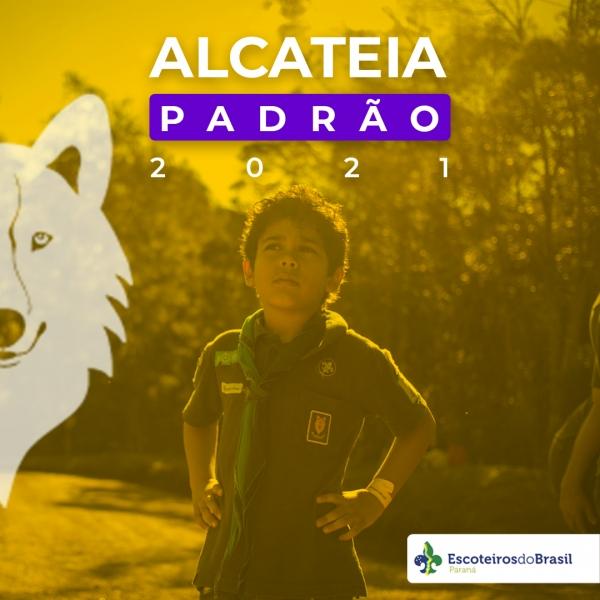 Alcateia Padrão - 2021