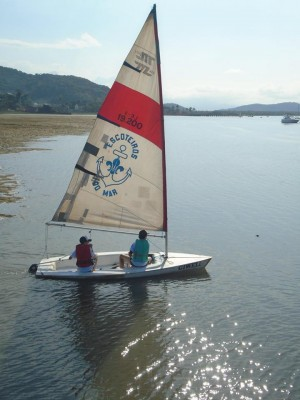 2 ª Regata dos Escoteiros do Mar do Paraná
