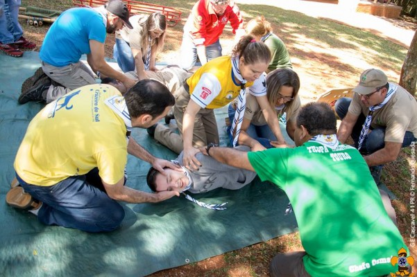GE Cascavel realiza Módulo de Primeiros Socorros
