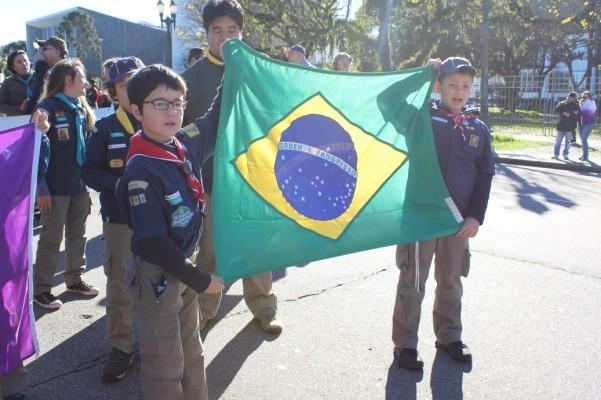 Desfiles Cívicos