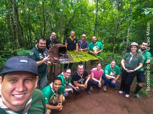 AcamChefes 2019 - Grupo Escoteiro Caburé 212/PR