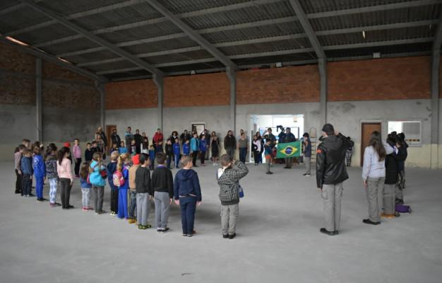 3ª. EDUCAÇÃO ESCOTEIRA - GRUPO ESCOTEIRO CAMPOS GERAIS - 92/PR