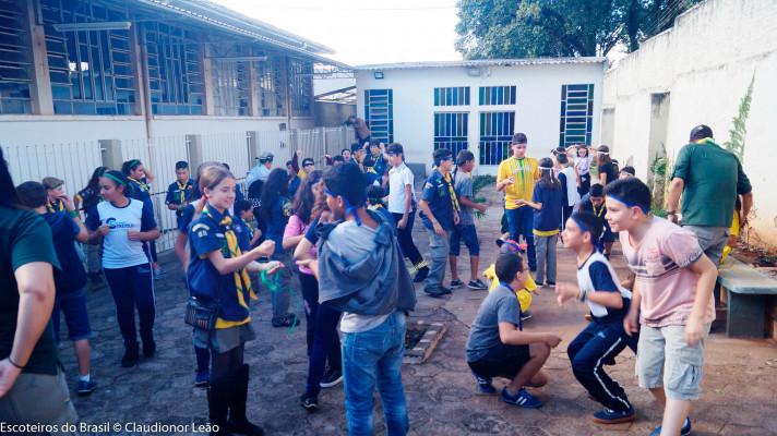 3º EDUCAÇÃO ESCOTEIRA - GRUPO ESCOTEIRO DOM BOSCO 44/PR