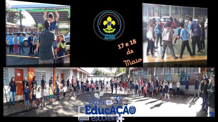 3º EDUCAÇÃO ESCOTEIRA - GRUPO ESCOTEIRO ANDRÔMEDA 228/PR