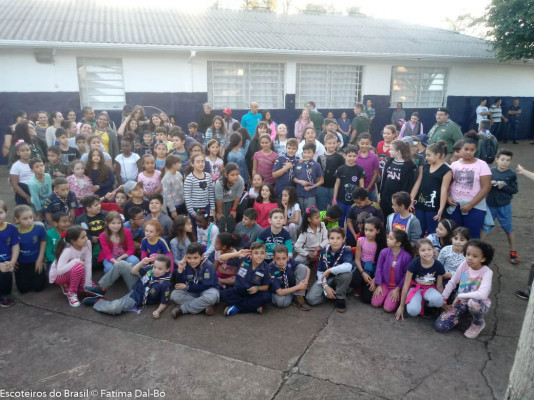 3º EDUCAÇÃO ESCOTEIRA - GE Guarani 46/PR
