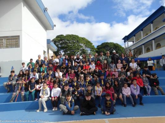 3º EDUCAÇÃO ESCOTEIRA - GRUPO ESCOTEIRO UMUARAMA - 211/PR