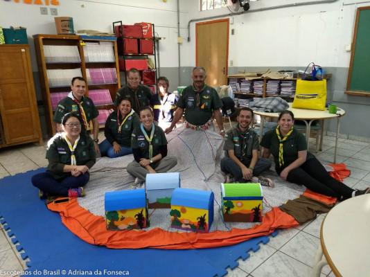 Oficinas de Capacitação e Treinamento para Escotistas e Dirigentes