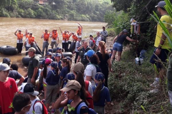 Projeto Ecológico Rio Ribeira