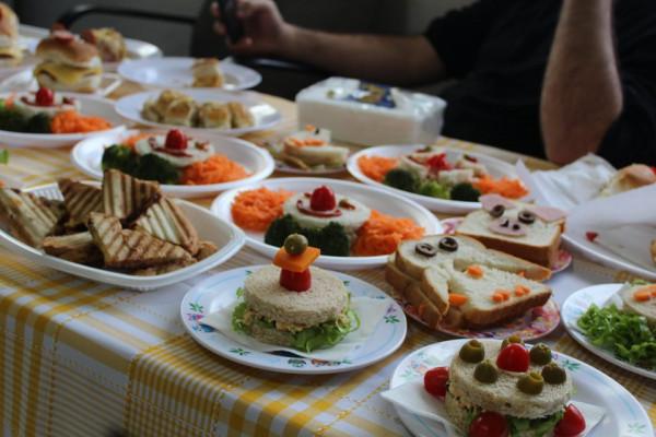 Festival de Sanduíches