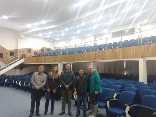 Local Assembleia/Congresso 2020