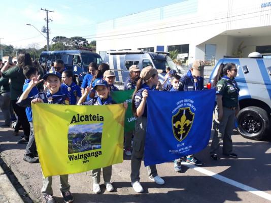Desfile Cívico de Araucária