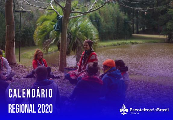 Calendário Regional 2020