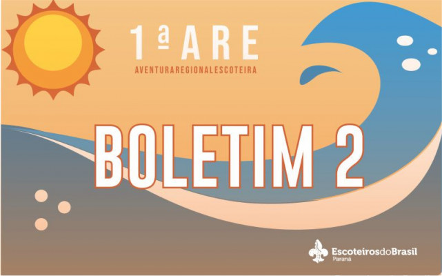 1ª ARE - Boletim 2