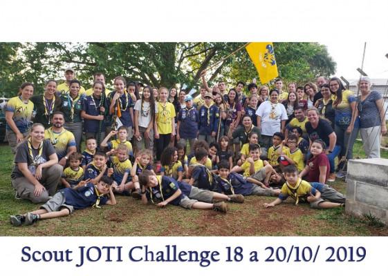 Scout Joti Challenge