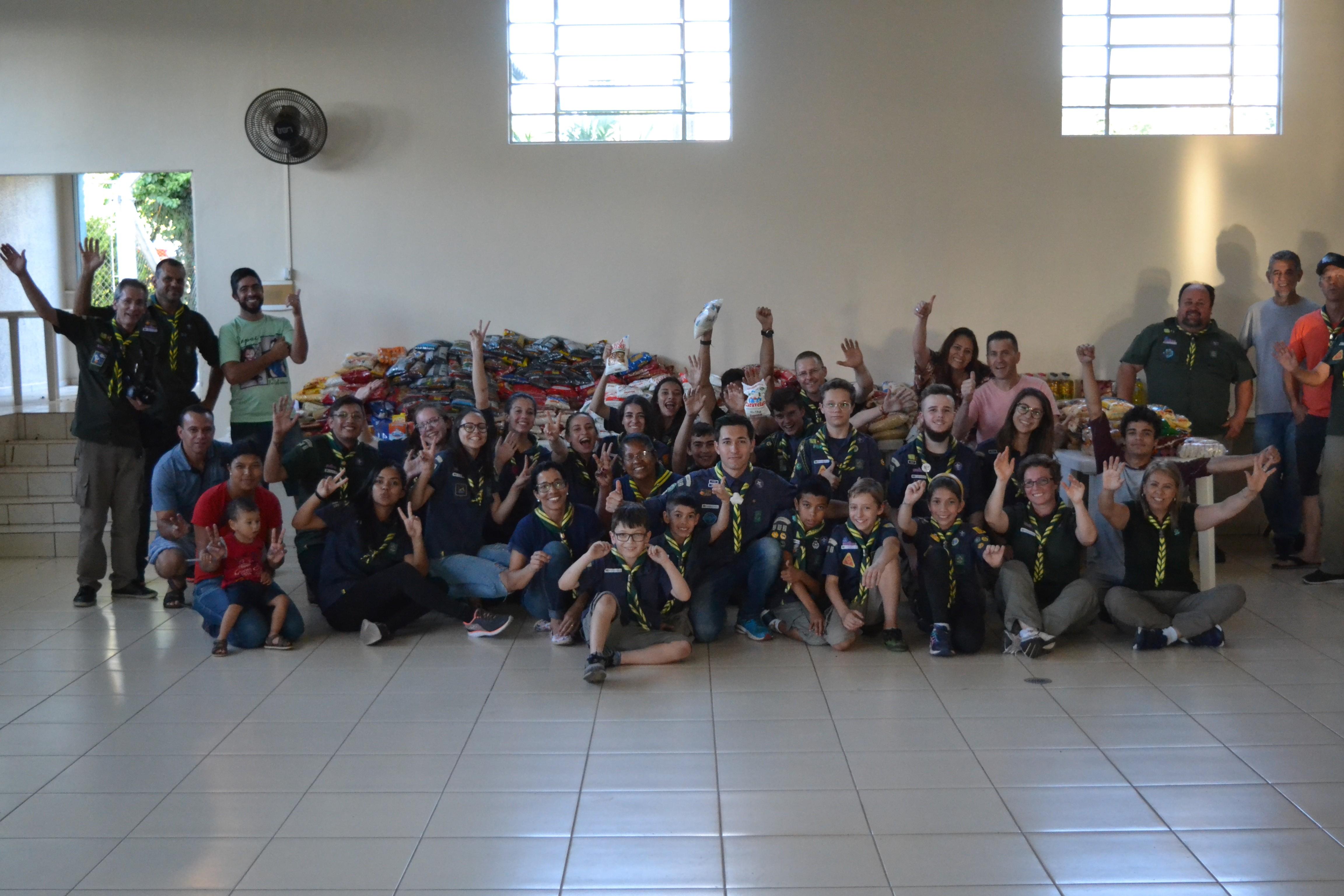 Natal Solidário - G.E. TROPEIROS - 202/PR