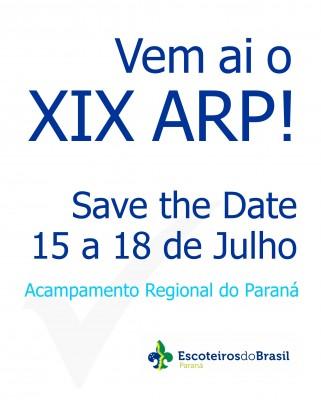 XIX ARP - Acampamento Regional do Paraná