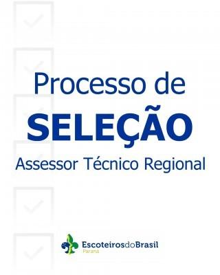 Vaga Assessor Técnico - UEB-PR
