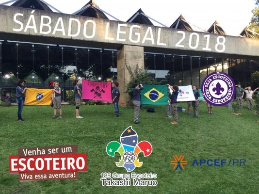 GETM | Sábado Legal: Escoteiro por Um Dia