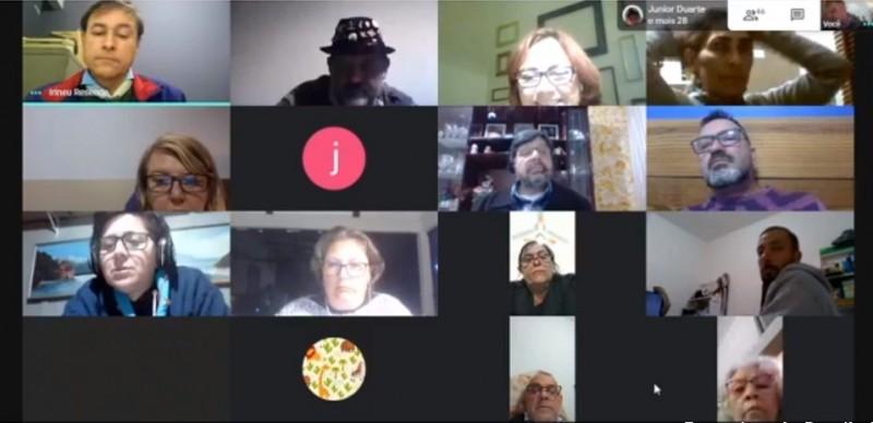 Reunião de Dirigentes on line supera expectativas