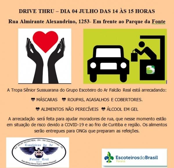 Campanha TROPA SÊNIOR SUSSSUARANA GEAR FALCÃO  REL
