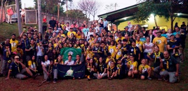 G.E. Dom Bosco de Apucarana 44/PR comemora o Jubileu de Ouro