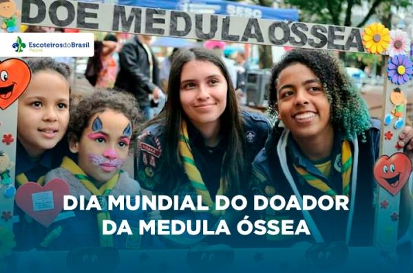 Dia Mundial do Doador de Medula Óssea