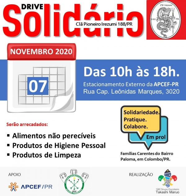 Drive Solidário