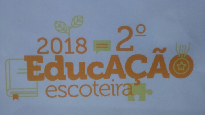 GE Princesa dos Campos realiza o EducAção Escoteira em Ponta Grossa