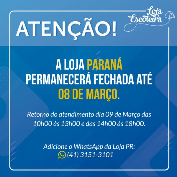 Loja Escoteita - Paraná