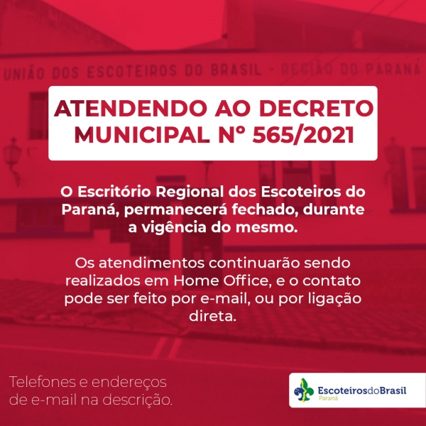 Escritório Regional - Paraná